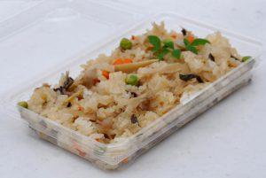 お米のたむら家山菜おこわ