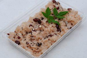 お米のたむら家赤飯