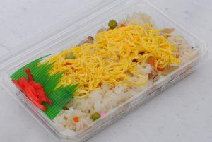 お米のたむら家ちらし寿司